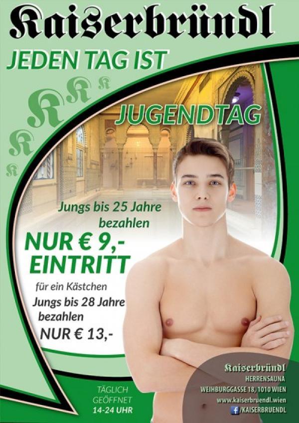 Jugendtag @ Kaiserbründl, Wien