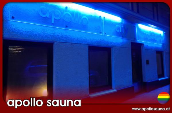 Junxx @ Apollo City Sauna Wien, Wien