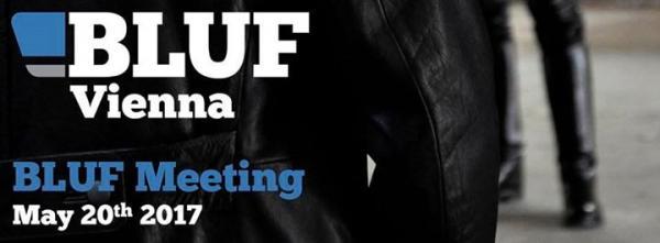 ★★ international BLUF Meeting Vienna ★★ @ LMC Vienna - HARD ON, Wien