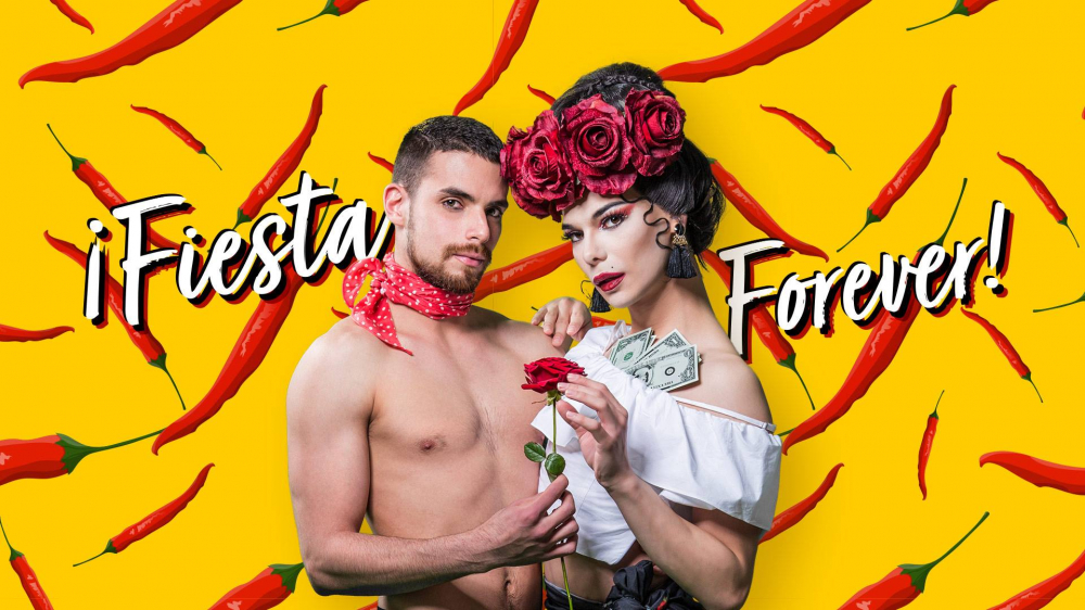 Homo Party : Fiesta Forever!