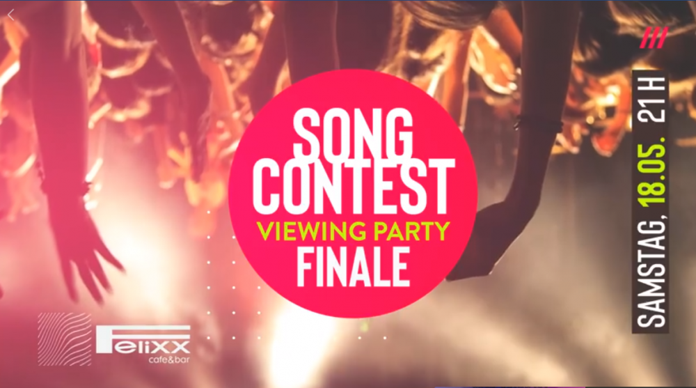 Songcontest Viewing Party - Finale