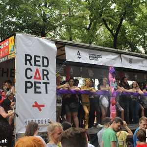 Red-Carpet Parade