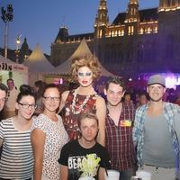 ViennaPride 2017 - Regenbogenparade