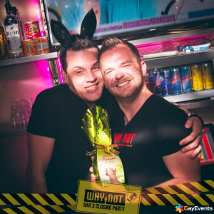 Easter Party & Bar 3 Closing Party