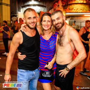 Pride Arena - United Opening Party
